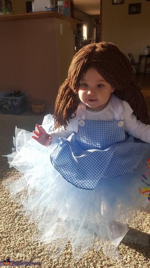 Dorothy Baby Costume