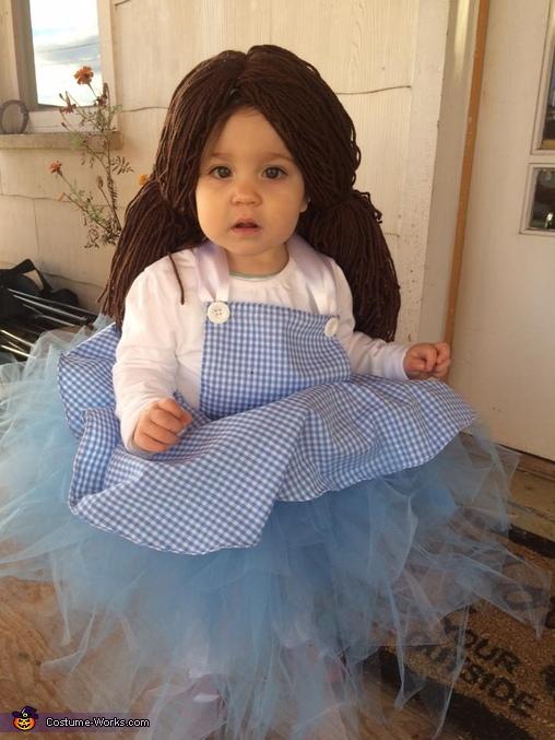 Dorothy, Dorothy Baby Costume