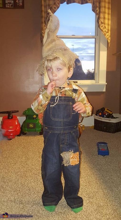 Scarecrow, Dorothy Baby Costume