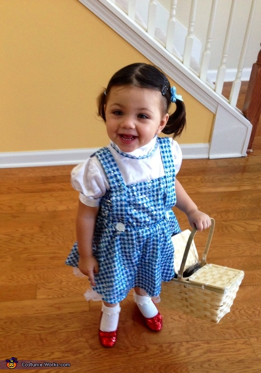 Wizard of Oz Dorothy Baby Costume