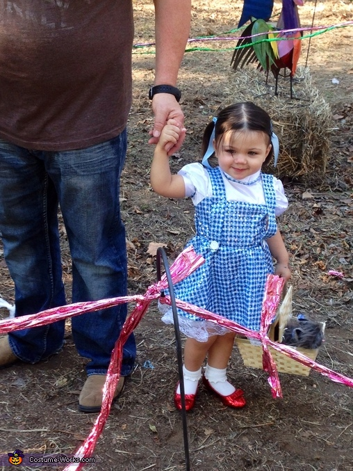 Dorothy, Wizard of Oz Dorothy Baby Costume