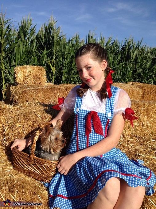 Dorothy & Toto Costume