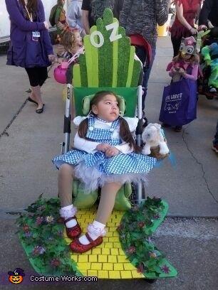 Dorothy S Wizard Of Oz Costume