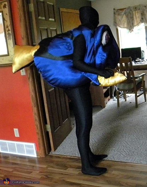 Just keep swimming, Dory Costume