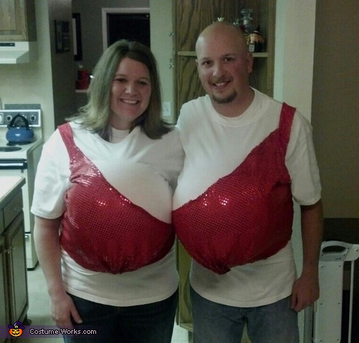 Double D's Couples Costume