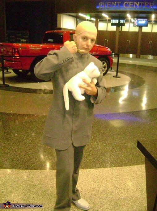 Dr. Evil Costume