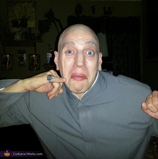 Dr. Evil Halloween Costume