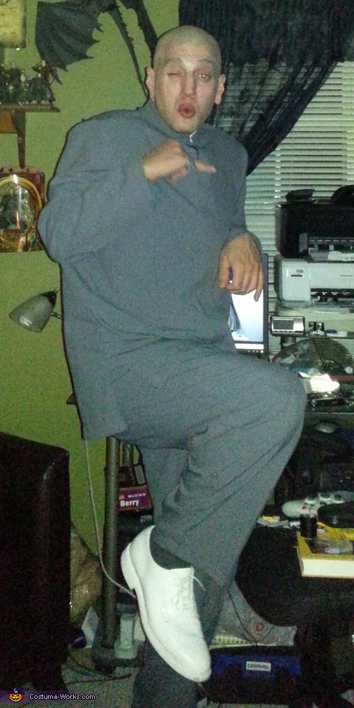 Dr. Evil Homemade Costume