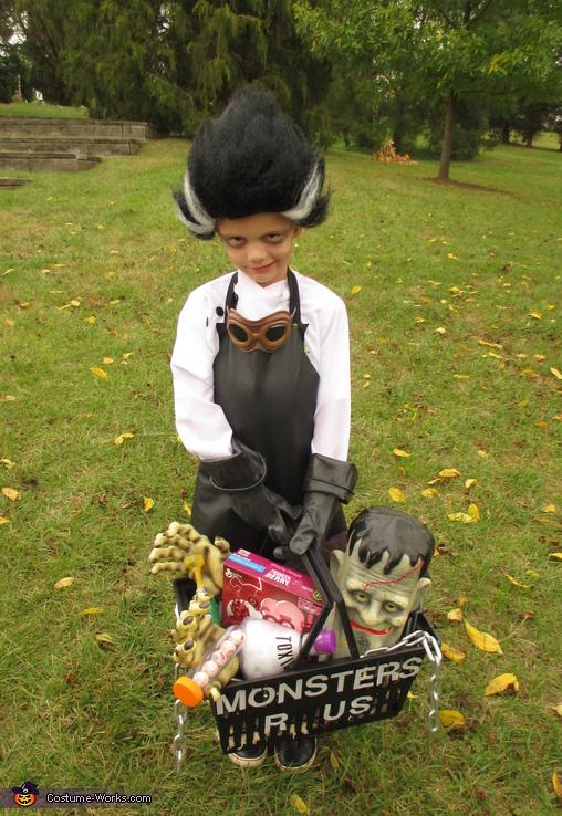 sc 1 st  Costume Works & Dr. Frankenstein Costume