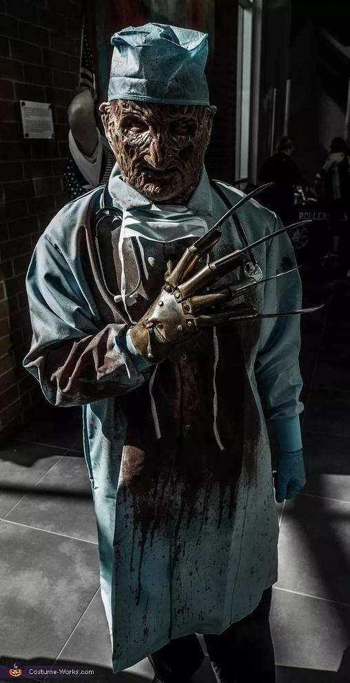 Dr. Krueger Costume