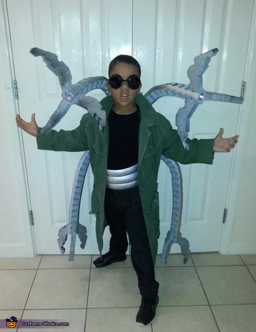 Dr Octopus Costume