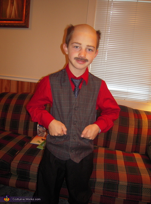 Dr. Phil Costume