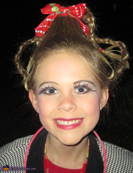 Cindy Lou Who!, Dr. Seuss Characters Family Costume