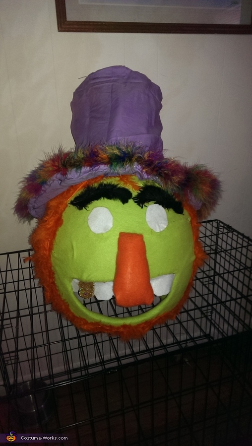 Dr. Teeth, Dr. Teeth and The Electric Mayhem Costume