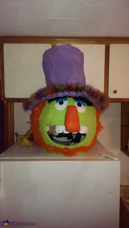 Another Dr. Teeth, Dr. Teeth and The Electric Mayhem Costume