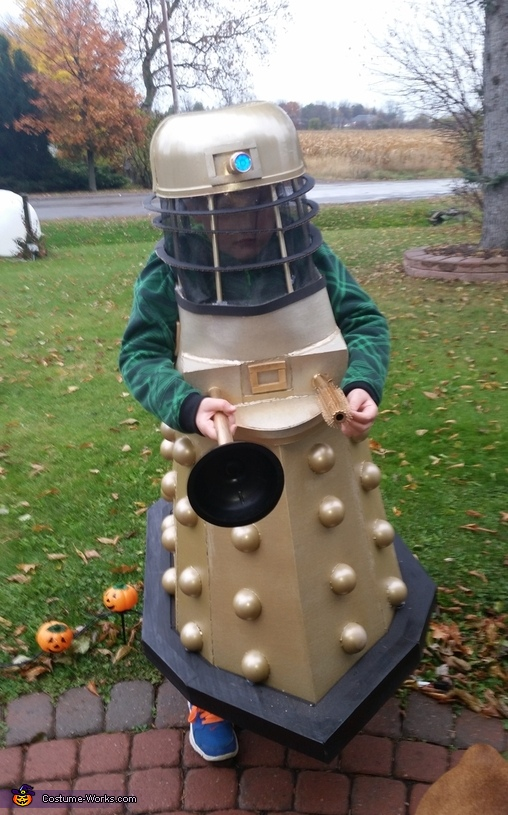 Dr. Who Dalek Costume