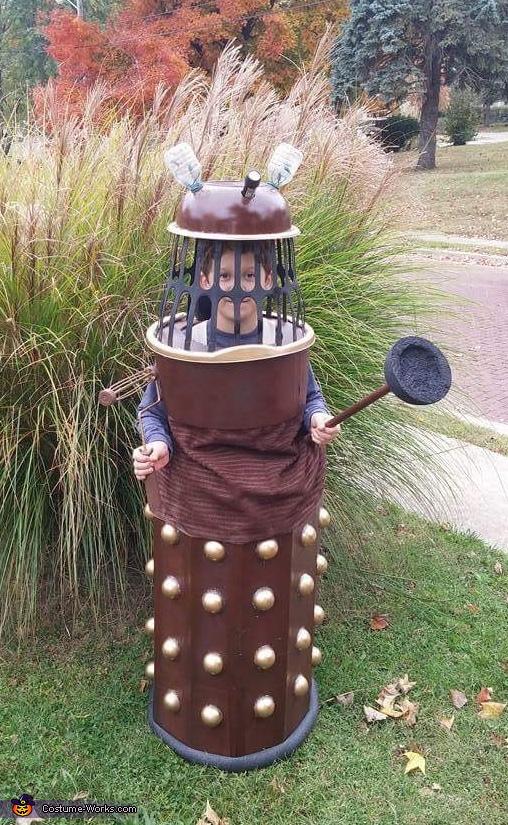 Dr. Who Dalek Costume