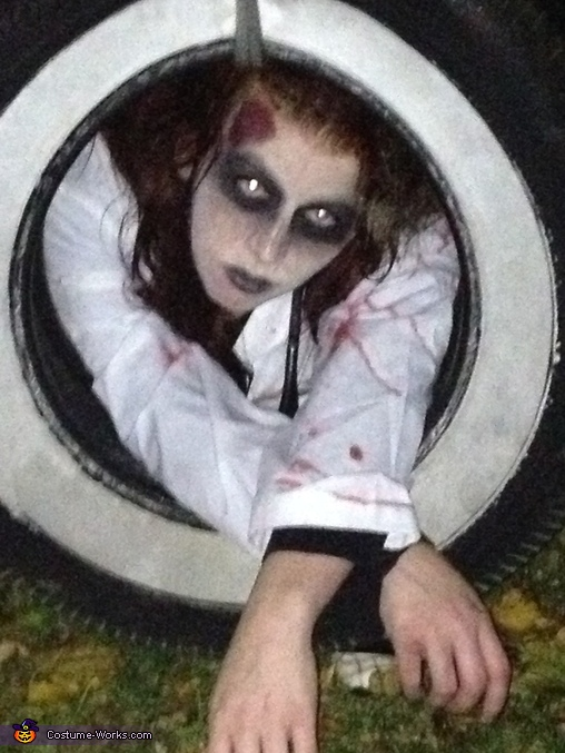 Zombie, Dr. Zombie Costume