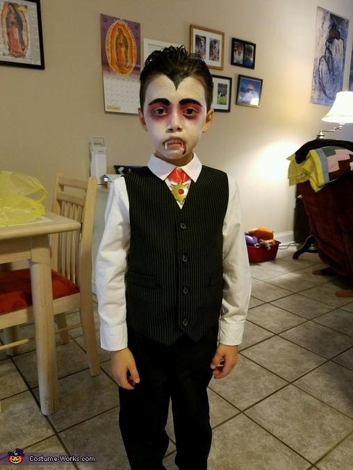 Dracula Costume