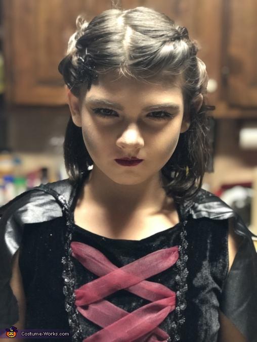 Lady vampire, Dracula's Daughter Costume