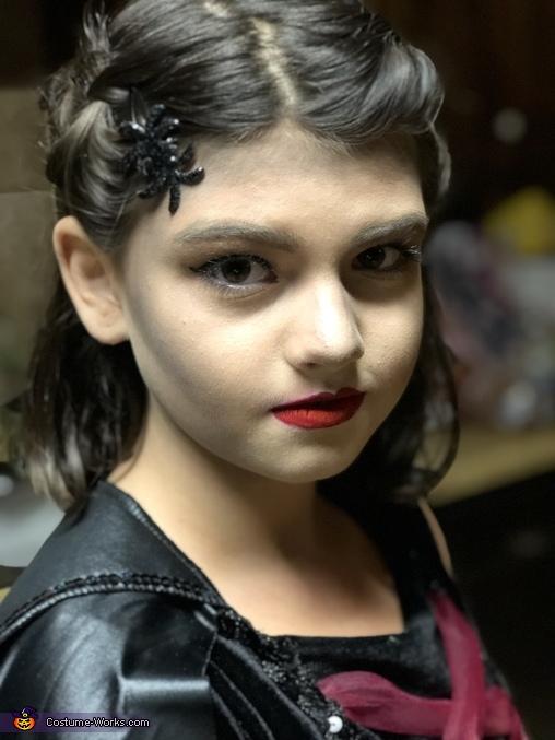Dracula's darling, Dracula's Daughter Costume