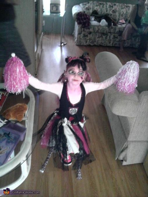 full costume 2, Draculaura Costume
