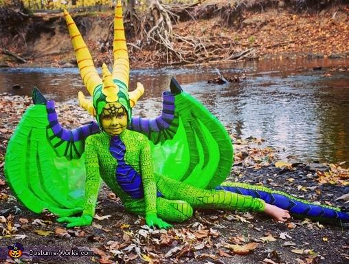 Dragon Halloween Costume