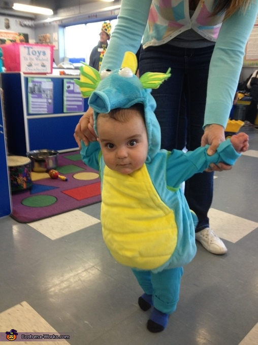 Let me fly, Dragon Baby Costume
