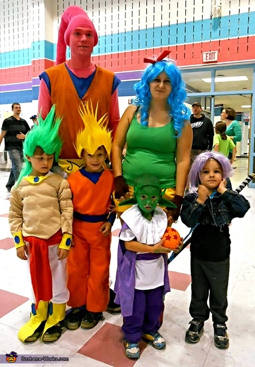 Dragon Ball Z Costume