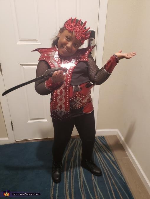 Dragon Slayer Costume