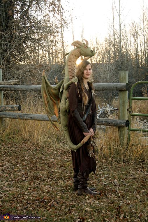 Dragon Trainer Homemade Costume