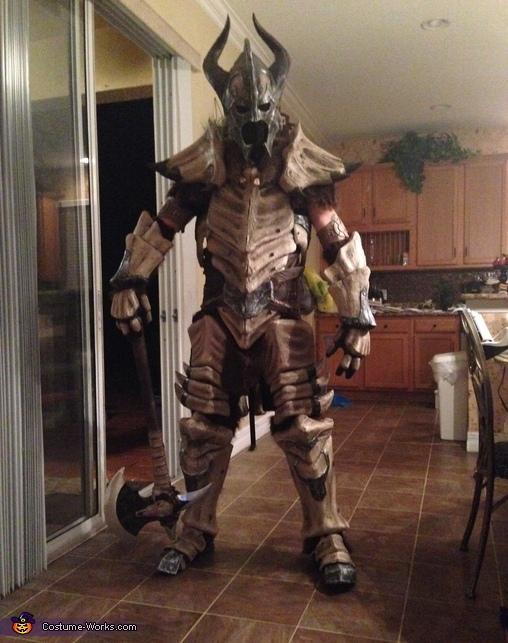 Dragonbone Armor Costume
