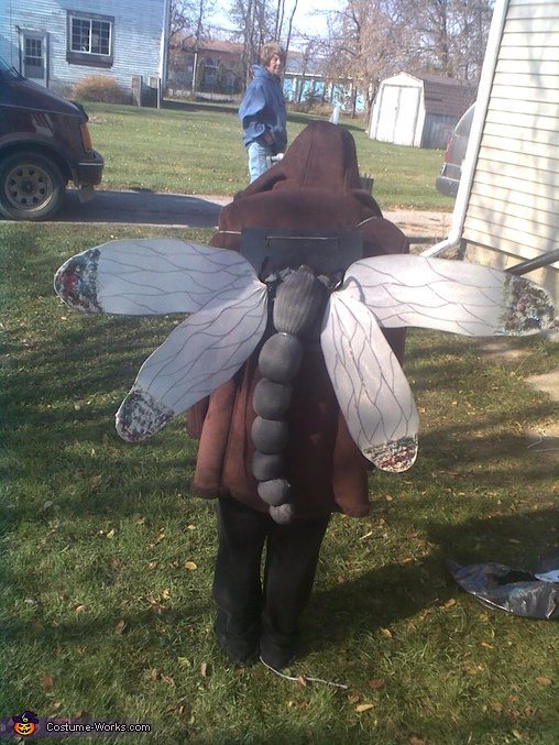 Dragonfly - Homemade costumes for kids