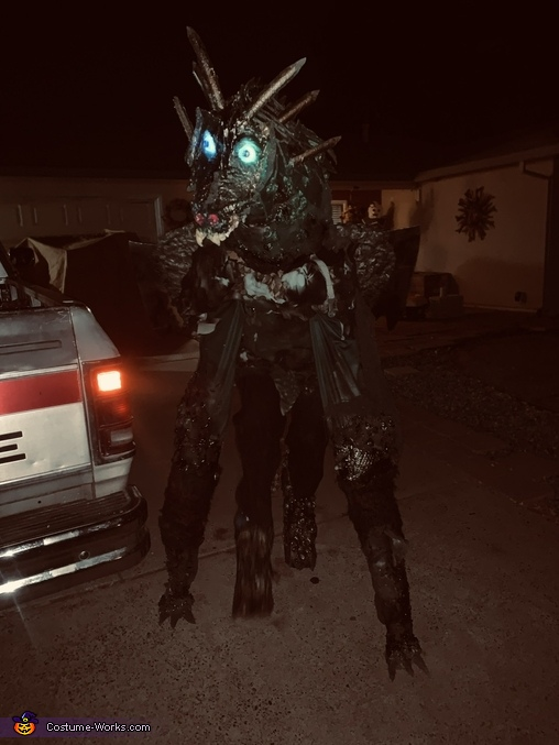 Dragonzilla Costume