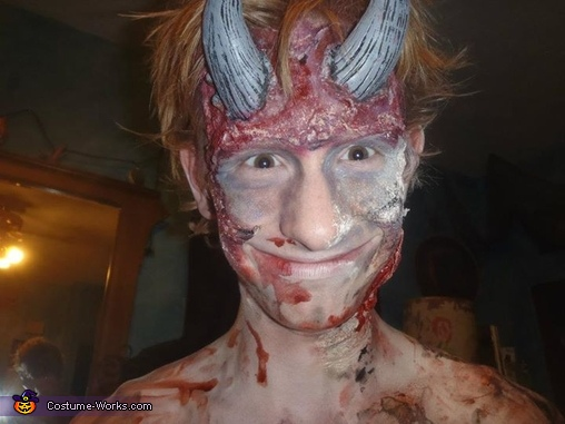 Draven Demon Costume