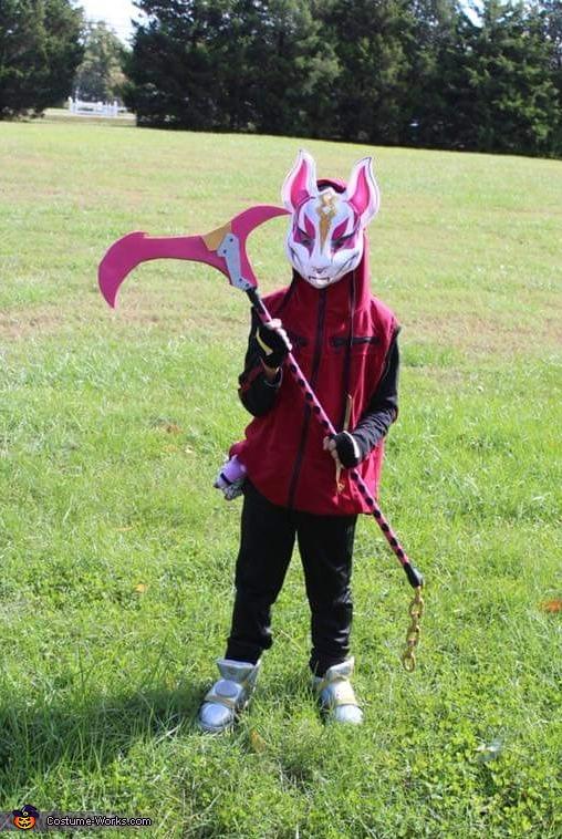 Costume Halloween 2020 Fortnite Costume Drift Drift from Fortnite Costume