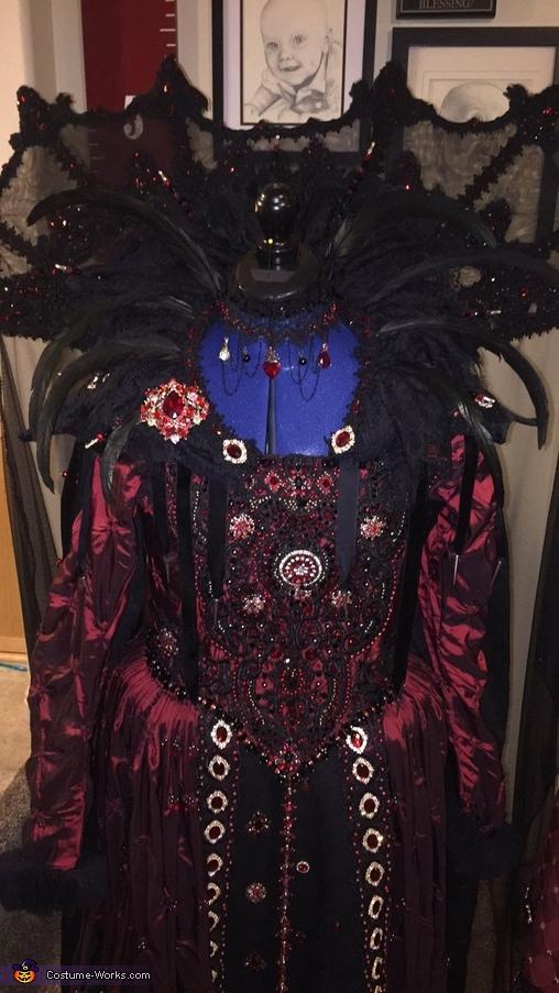 Duchess of Blood Homemade Costume