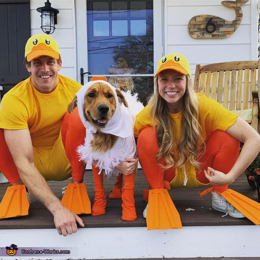 Duck, Duck, GOOSE! Costume