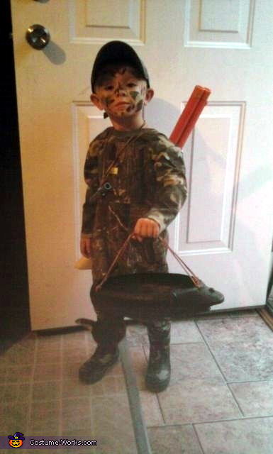 Duck Hunter Costume