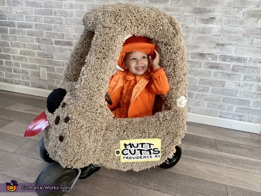 Dumb and Dumber Homemade Costume