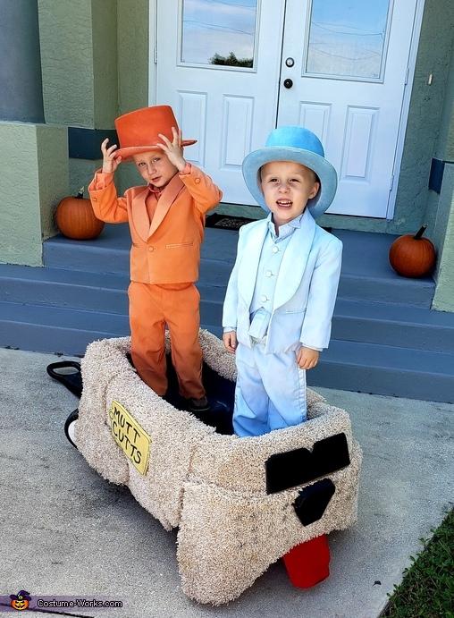 Dumb and Dumber Costume