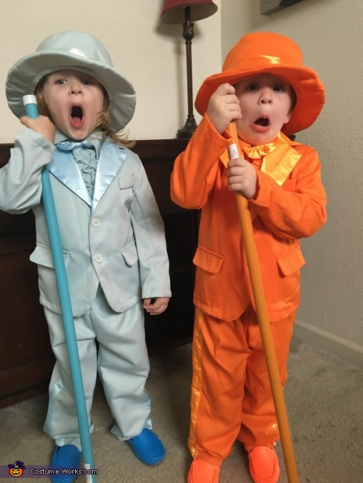 Dumb and Dumber Costumes