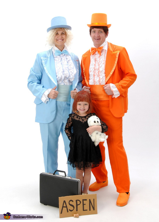 Dumb and Dumber Family Costume