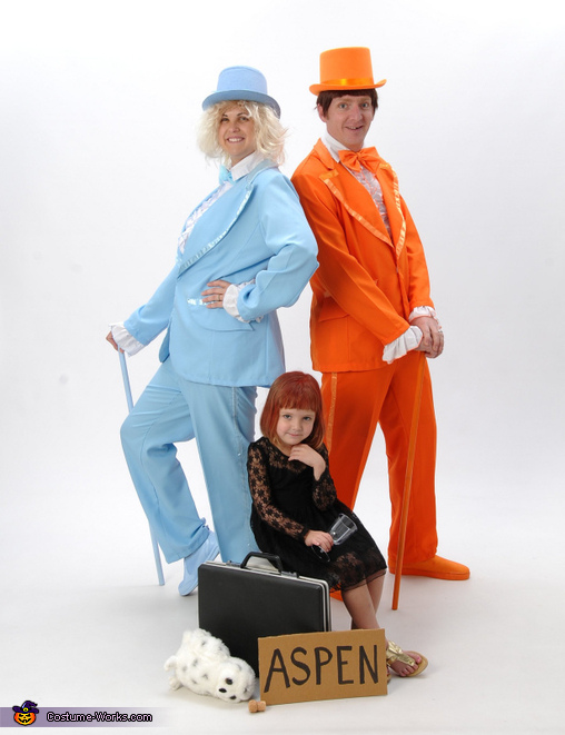 Our Dumb Halloween 3, Dumb and Dumber Family Costume