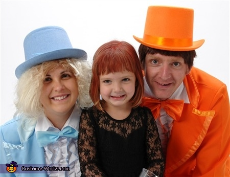 Our Dumb Halloween 5, Dumb and Dumber Family Costume