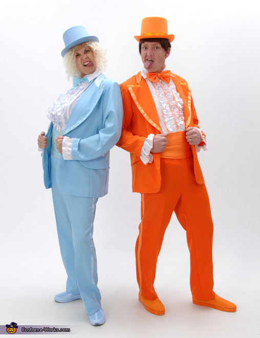 Lloyd and Harry, Dumb and Dumber Family Costume
