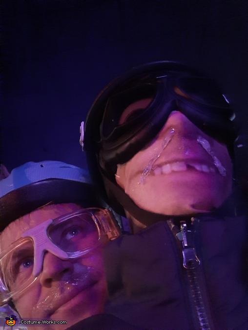 Dumb & Dumber, Harry & Lloyd Homemade Costume