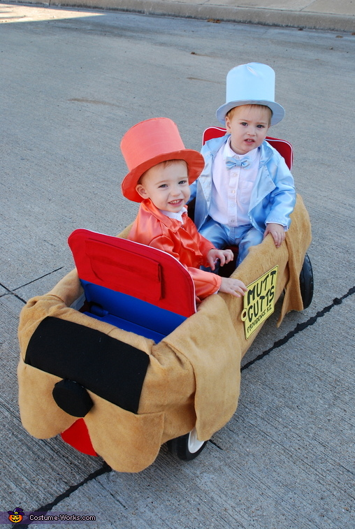 The Shaggin Wagon, Lloyd and Harry from Dumb & Dumber Baby Costume