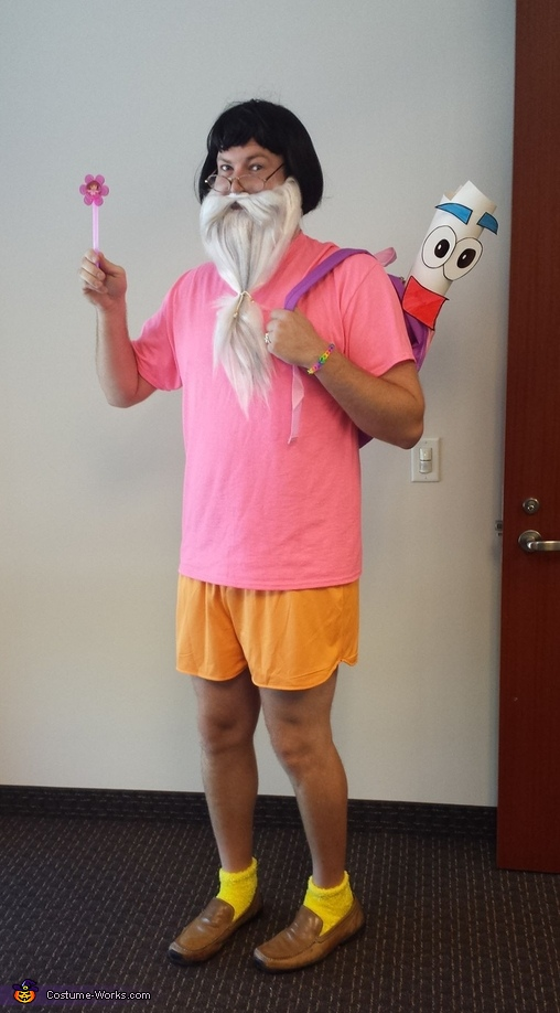 Dumbledora the Explorer Costume