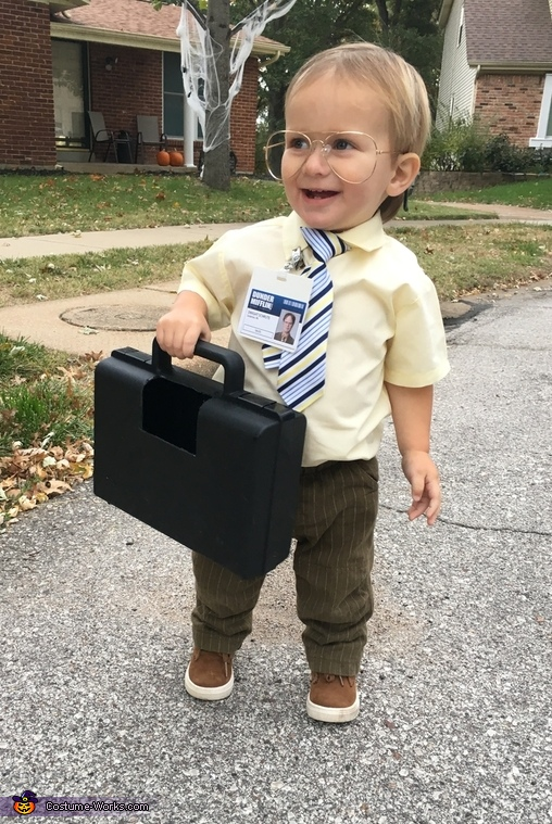 Dwight Schrute Baby Costume